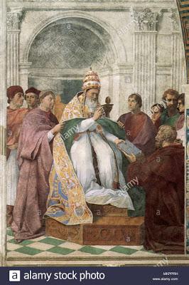 Resultado de imagen de LA INQUISICIÓN PONTIFICIA CREADA POR GREGORIO IX.