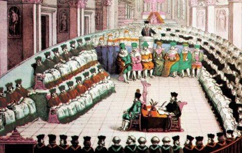 Resultado de imagen de Concilio de Pisa