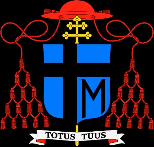 Resultado de imagen de escudo DE JUAN PABLO II